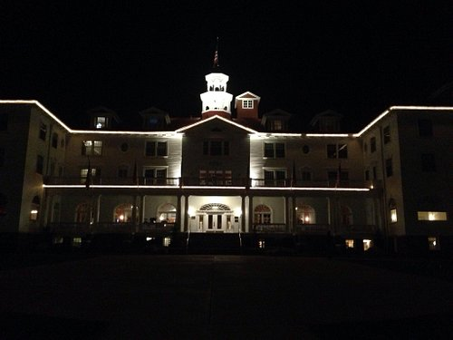 The Stanley at night