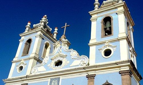 Igreja de Nossa Senhora do Rosário dos Homens Pretos
