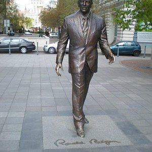 """Ronald """"The Gipper"""" Reagan"""