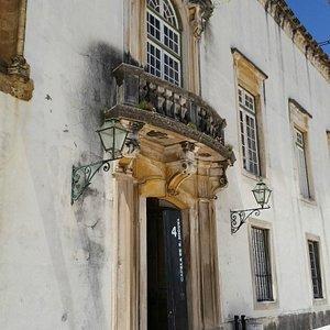 Capela De São Miguel, Universidade De Coimbra.