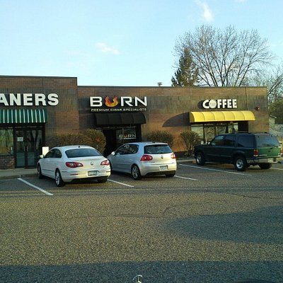 Burn Cigar Store