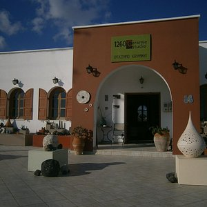 art gallery and workshop