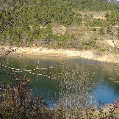 Λίμνη Τσιβλού όχθες