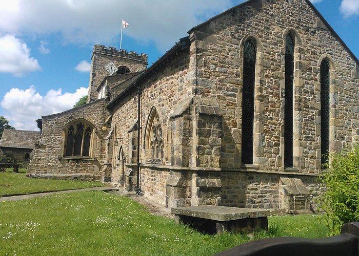 St Wilfred's Parish Church
