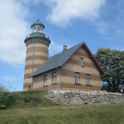 Fyrtårnet på Sprogø