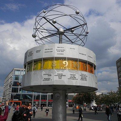 Relógio universal