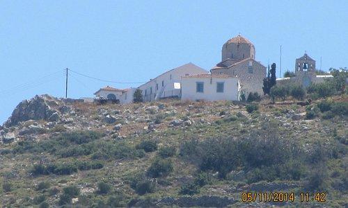The Locked Monastery