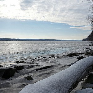 Another view of the Hudson River