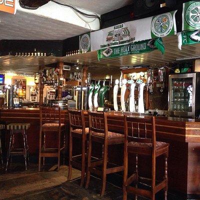 Lovely pub bar