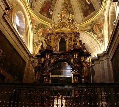 La capilla de San Segundo