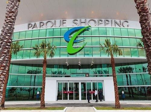 Fachada Parque Shopping Maceió