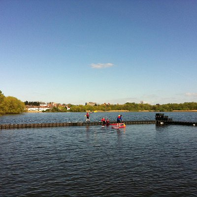 The Brent Reservoir (popularly called the Welsh Harp)