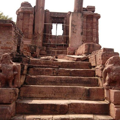 Deorani jethani temple