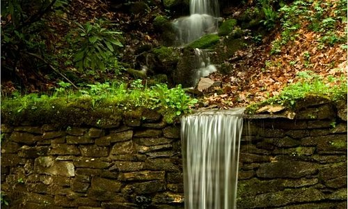 Waterfall at The Swag