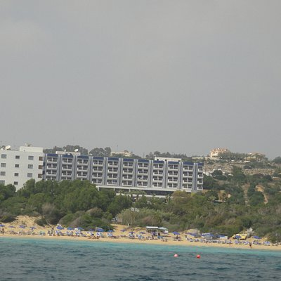 Вид со стороны моря