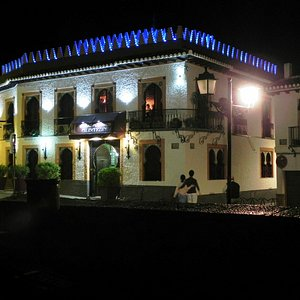 Tablao Flamenco at night
