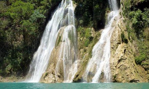 Cascadas de Minas Viejas, cerca de El Naranjo