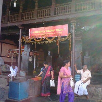 udupi Ananteshwar temple visual by MURALITHARAN