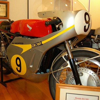 Mike Hailwood's Honda 500