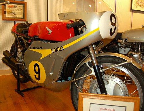 Mike Hailwood's Honda 500