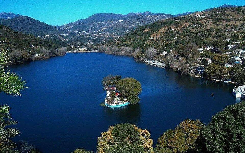 bhimtal lake (uttarakhand)