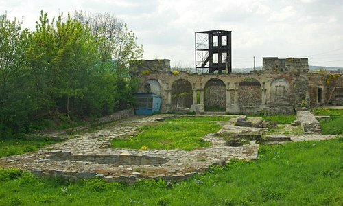 Kamianets-Podilskyi: St. Nicolas Armenian Church ruins