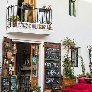 S'Escalinata Ibiza 2014