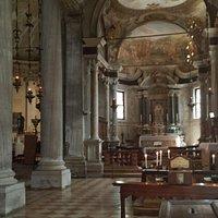 Inside the Basilika