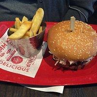 Banzai Burger