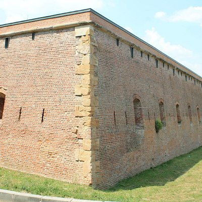 Bastion Theresia - historic monument