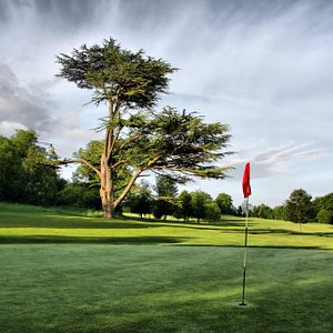 17th hole Darenth Valley Golf Course