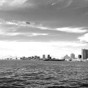 Soaring over Atlantic City