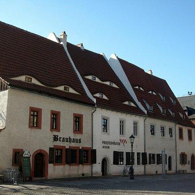 Außenansicht Priesterhäuser am Domhof