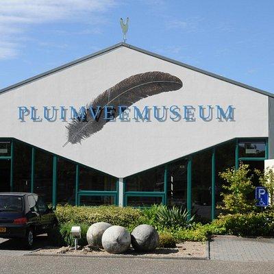 Main building of museum