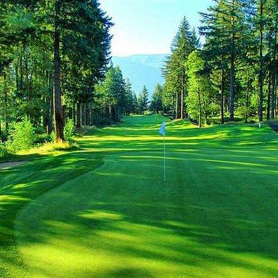 Golf Skamania