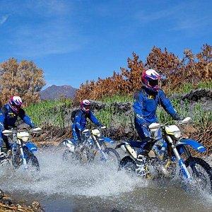 Riding with the Adventure Rider Centre, Mijas