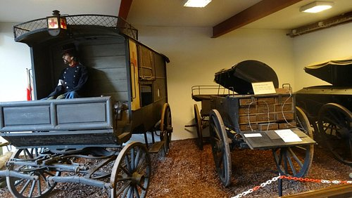 Doctors waggon from ca. 1860