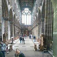 Glasgow Cathedral with Clyde Coast Tourism.