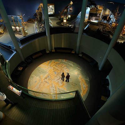 Draper Natural History Museum at the Buffalo Bill Center of the West
