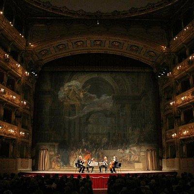 La Sala del Teatro Ponchielli