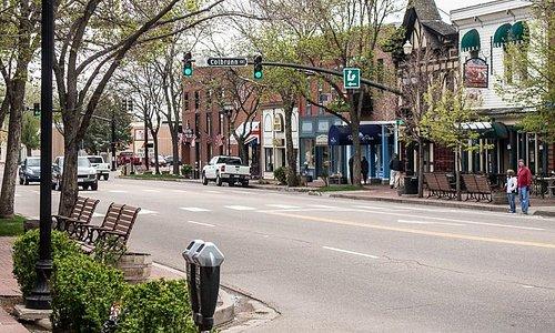 West Colorado Avenue
