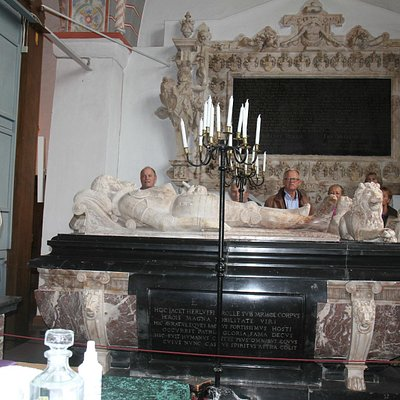 Sarkofa i Kirtken