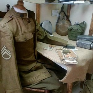Come see our new WWI exhibit