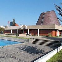 Santiago de Chile. Planetario Universidad de Santiago de Chile. USACH.