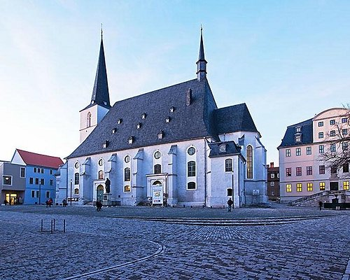 Sankt Peter und Paul Kirche (Herderkirche) Weimar
