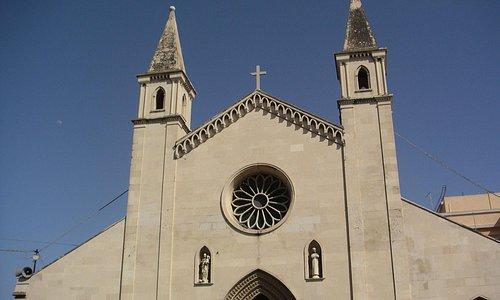 Prospetto Chiesa dei Padri Cappuccini