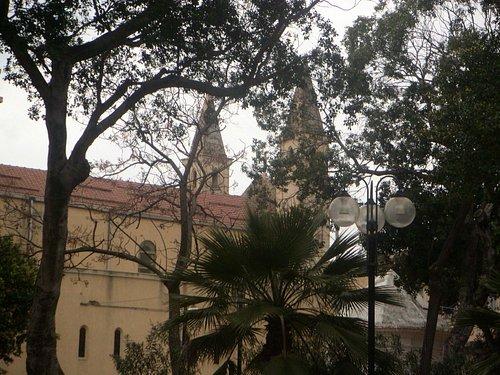 Villa Garibaldi (vista Chiesa Padri Cappuccini)