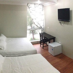Spacious room - deluxe (3 persons)