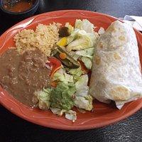 Wken burritos combo at $8.99 / 19 avril 2014.