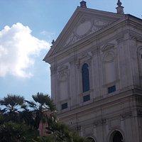 s.caterina magnanapoli - facciata